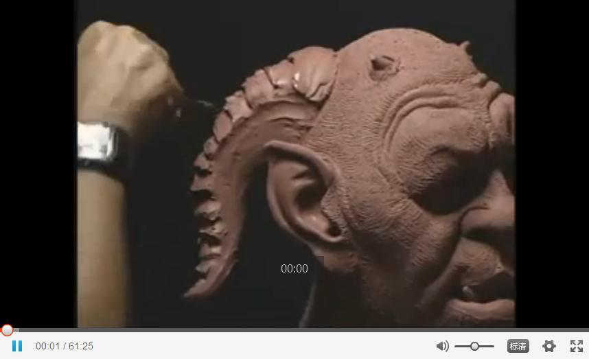 雕塑雕刻技法 第1部 2