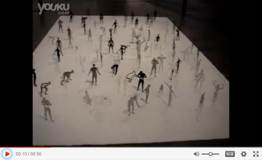 沙多·宾大维 人体雕塑